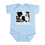 SAD DOG Infant Creeper