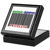 Autistic Children: Priceless Keepsake Box