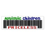 Autistic Children: Priceless Bumper Bumper Stickers