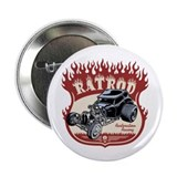 "Rat Rod 1 2.25"" Button (10 pack)"