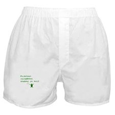 Cute Cucumbers Boxer Shorts