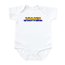 Jamel Gay Pride (#004) Infant Bodysuit