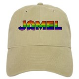 Jamel Gay Pride (#004) Baseball Cap