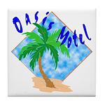 Oasis Tile Coaster