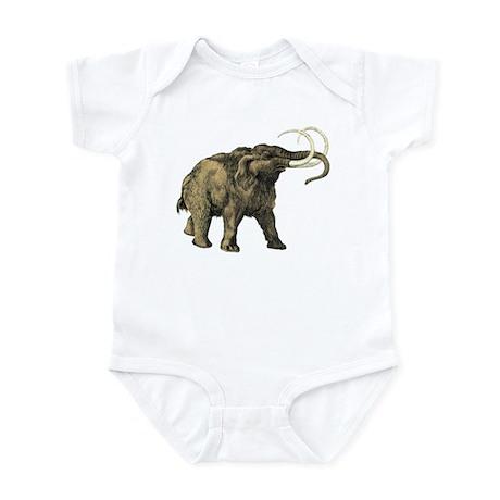 Mastodon Infant Bodysuit