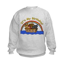 Noah's Ark Birthday Sweatshirt