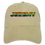 Jeremy Gay Pride (#004) Baseball Cap