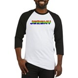 Jeremy Gay Pride (#004) Baseball Jersey