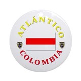 Atlantico Ornament (Round)