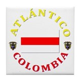 Atlantico Tile Coaster