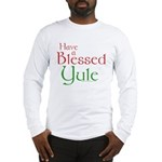Blessed Yule Long Sleeve T-Shirt
