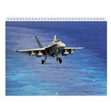 Military aviation Wall Calendars