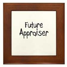 Future Appraiser Framed Tile