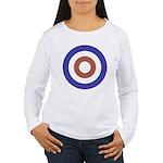 Mod Rocker Women's Long Sleeve T-Shirt