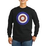 Mod Rocker Long Sleeve Dark T-Shirt