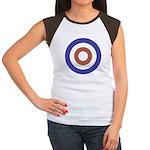 Mod Rocker Women's Cap Sleeve T-Shirt