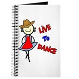 Squaredancing-Live To Dance Journal