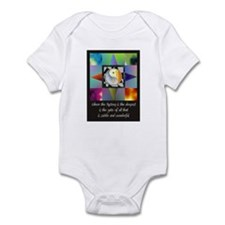 Yin Yang Infant Bodysuit