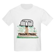 Trailer Trash Kids T-Shirt