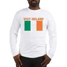 VISIT IRELAND Long Sleeve T-Shirt