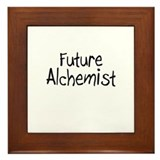Future Alchemist Framed Tile