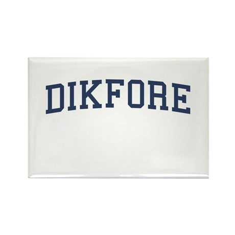 Dikfore Rectangle Magnet