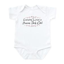 Buena Park Girl Infant Bodysuit