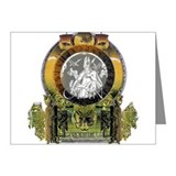 Odin Norse God Note Cards (Pk of 10)