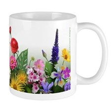 Mixed Flowers Mug