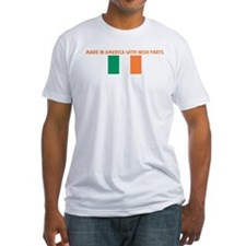 MADE IN AMERICA WITH IRISH PA Shirt
