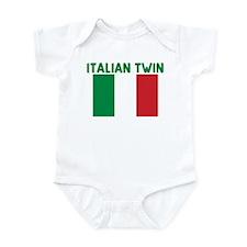 ITALIAN TWIN Infant Bodysuit