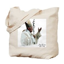 Il Papa - Pope John Paul II Tote Bag