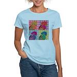 Roosters Gone Psycho Women's Light T-Shirt
