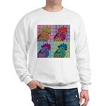 Roosters Gone Psycho Sweatshirt