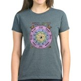 Celtic Pagan Wheel Tee