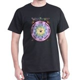 Celtic Pagan Wheel T-Shirt