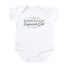 Inglewood Girl Infant Bodysuit