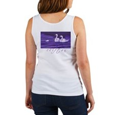 Swan Family Women's Tank Top