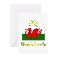 Best Welsh Design. Greeting Card