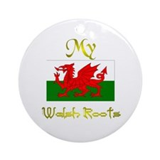Best Welsh Design. Ornament (Round)