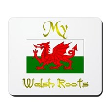 Best Welsh Design. Mousepad