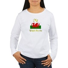 Best Welsh Design. T-Shirt