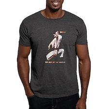 D. Slade, The Warrior T-Shirt