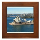 Sydney Opera House Framed Tile