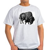 Bison Bull T-Shirt
