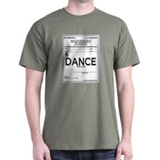Prescription Dance Dark T-Shirt