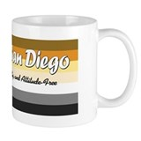 Bears San Diego Coffee Mug