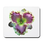 Lavender w/ Gold Daylily Mousepad