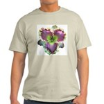 Lavender w/ Gold Daylily Light T-Shirt