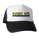 Nelia Gay Pride (#004) Trucker Hat